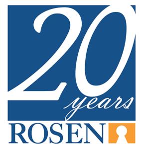20th Anniversary Rosen Group