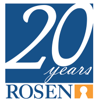 20th Anniversary Rosen Group